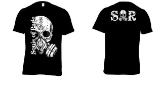 Camiseta Souls Of Rage - SF00002 na internet