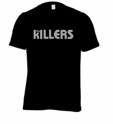 Camiseta The Killers - TK0001 - comprar online