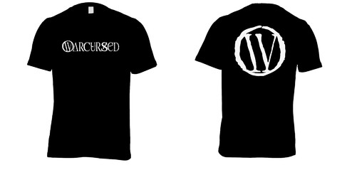 Camiseta Warcursed - WA00002 na internet