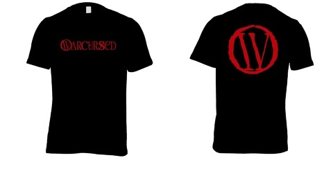 Camiseta Warcursed - WA00002 - ZN STORE