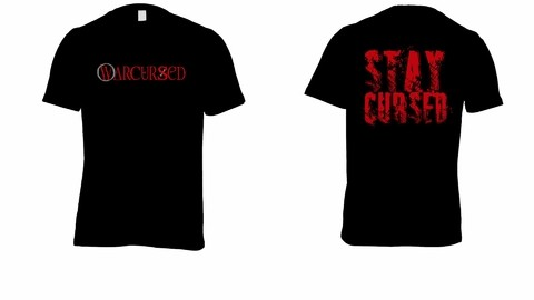 Camiseta Warcursed - WA00003 na internet
