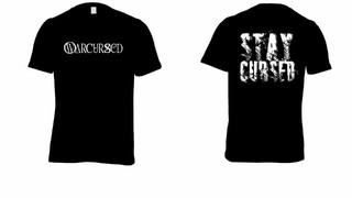 Camiseta Warcursed - WA00004 na internet