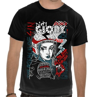 Camiseta Dirty Glory - DG00001