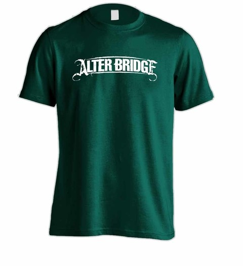 Camiseta Alter Bridge - AB0001 na internet