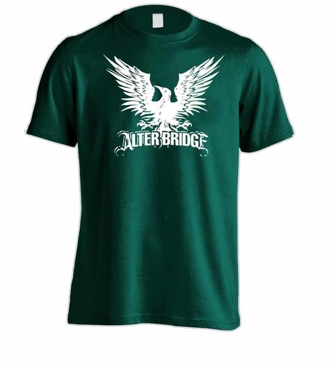 Camiseta Alter Bridge - AB00003 na internet