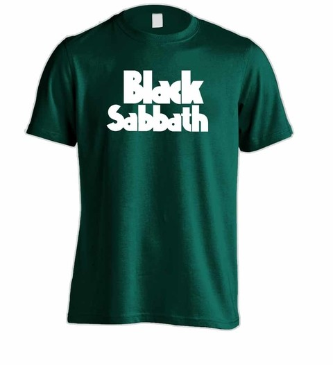 Camiseta Black Sabbath - BS0001 - ZN STORE