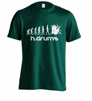 Camiseta H.DRUMS HD0011