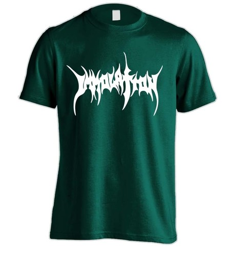 Camiseta Immolation - IO0001