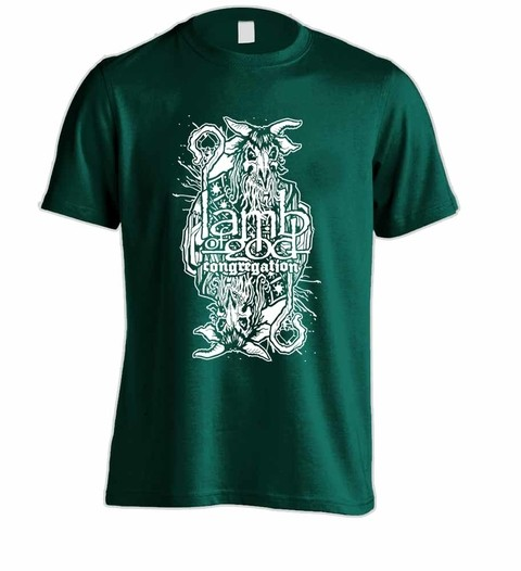 Camiseta Lamb of God - LA0002 - ZN STORE