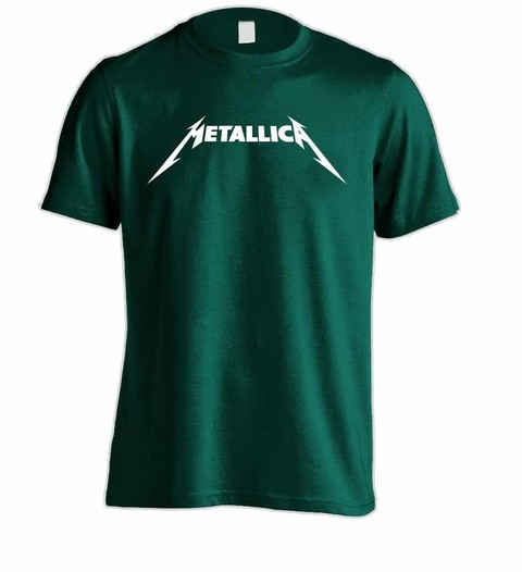 Camiseta Metallica ME00005 na internet