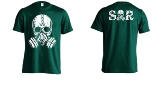 Camiseta Souls Of Rage - SF00001 - ZN STORE