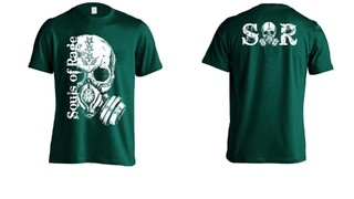 Camiseta Souls Of Rage - SF00002 - ZN STORE
