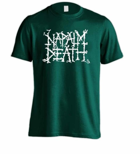 Camiseta Napalm Death - ND0001