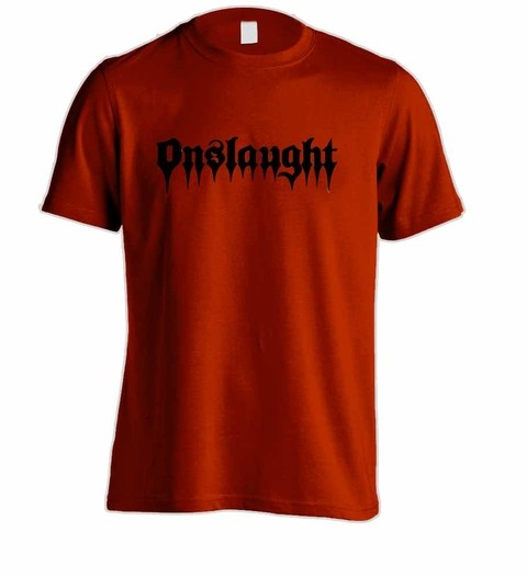 Camiseta Onslaught - ON0002