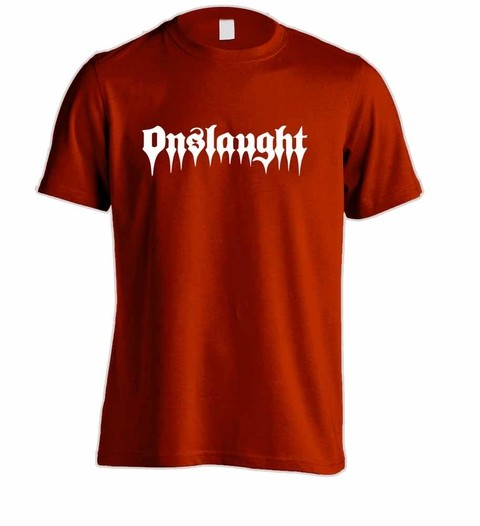 Camiseta Onslaught - ON0002 na internet