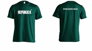 Camiseta Republica - RE00005 - comprar online