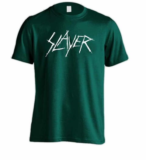 Camiseta Slayer SL0001 - comprar online