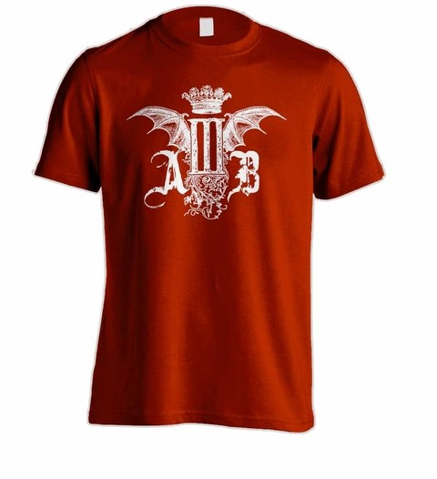 Camiseta Alter Bridge - AB0002 - ZN STORE