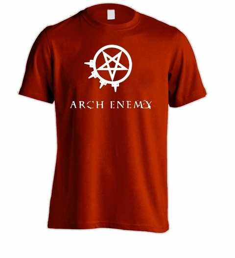 Camiseta Arch Enemy - AE00001 na internet