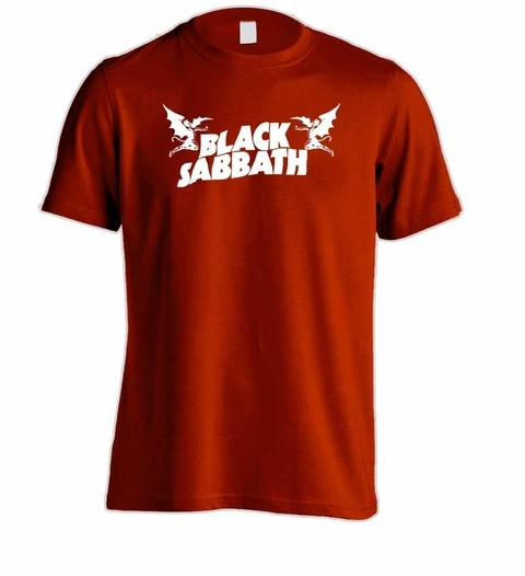 Camiseta Black Sabbath - BS0002 - ZN STORE