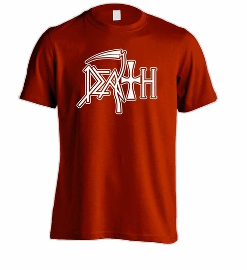 Camiseta Death DH0001 na internet