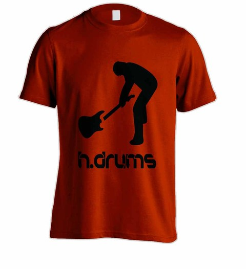 Camiseta H.DRUMS HD0042 na internet