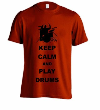 Camiseta H.DRUMS HD0018 na internet