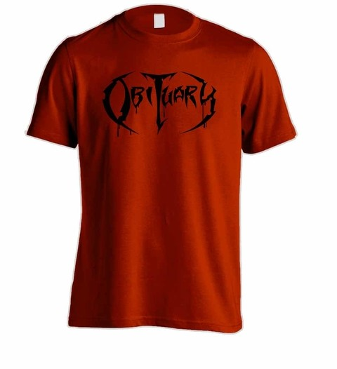 Camiseta Obituary OB0001 - ZN STORE