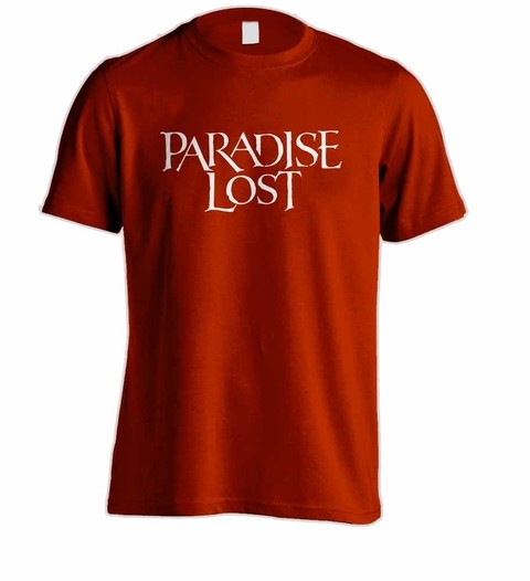 Camiseta Paradise Lost - PL0001 - ZN STORE
