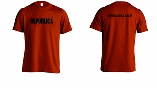 Camiseta Republica - RE00004 - comprar online