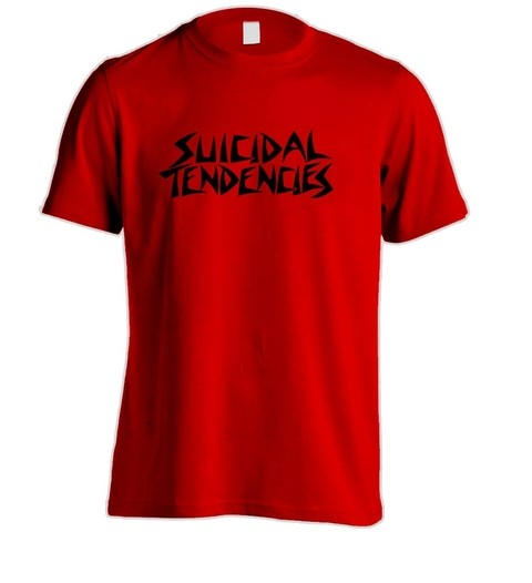 Camiseta Suicidal Tendencies - SU0001 na internet