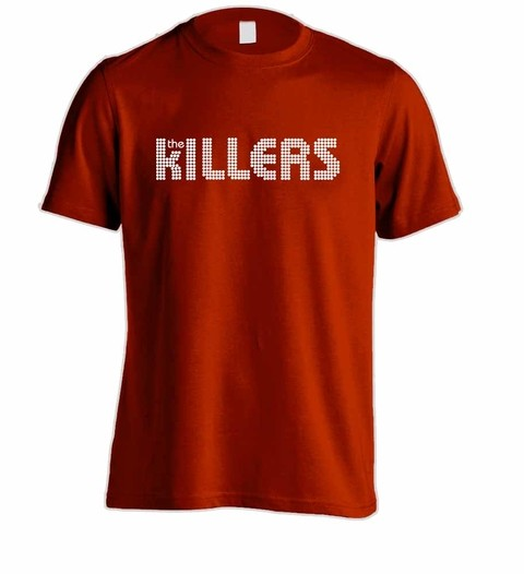 Camiseta The Killers - TK0001 - ZN STORE