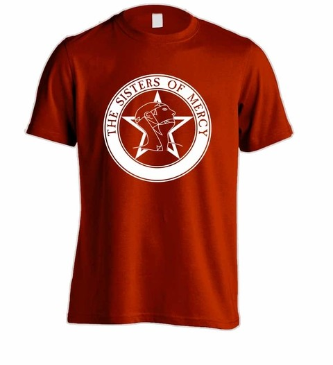Camiseta The Sisters Of Mercy - SM0001 - comprar online
