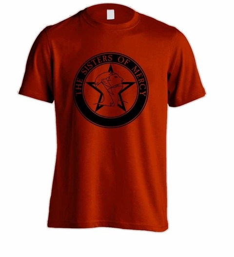 Camiseta The Sisters Of Mercy - SM0001 na internet