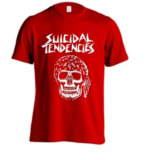 Camiseta Suicidal Tendencies - SU0002 - ZN STORE