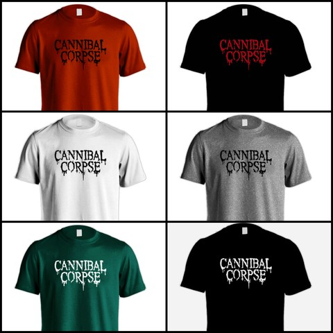 Camiseta Cannibal Corpse - CN0001