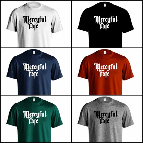 Camiseta Mercyful Fate MF0001