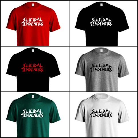Camiseta Suicidal Tendencies - SU0001