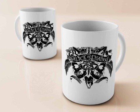 Caneca Alice in Chains - AS0001cn