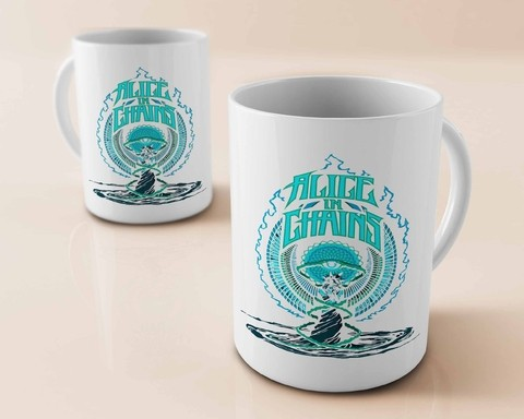Caneca Alice in Chains - AS0003cn