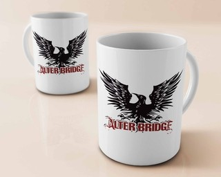 Caneca Alter Bridge - AB0001cn