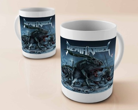 Caneca Death Angel - DA0003cn