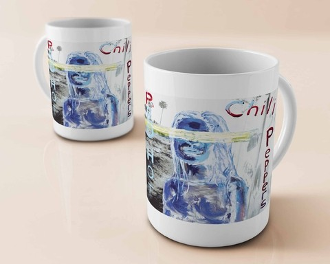 Caneca Red Hot Chili Peppers - RH0004cn - comprar online