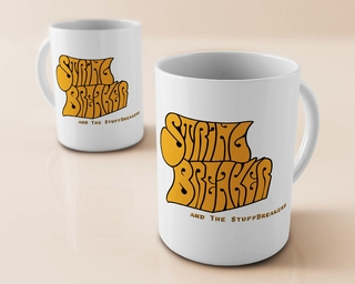 Caneca StringBreaker and the StuffBreakers - ST0001cn - comprar online