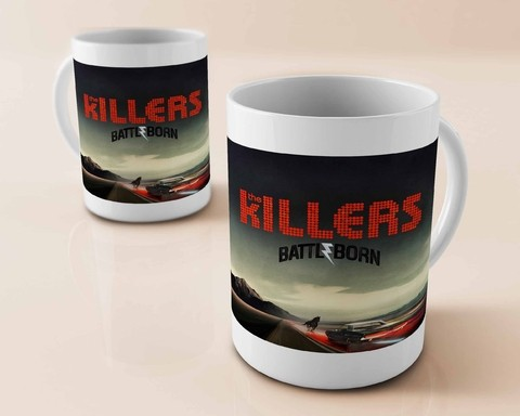 Caneca The Killers - TK0003cn - comprar online