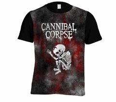Camiseta Cannibal Corpse - Linha Digital - CN0001cdig​ na internet