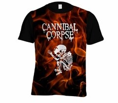 Camiseta Cannibal Corpse - Linha Digital - CN0001cdig​ - ZN STORE
