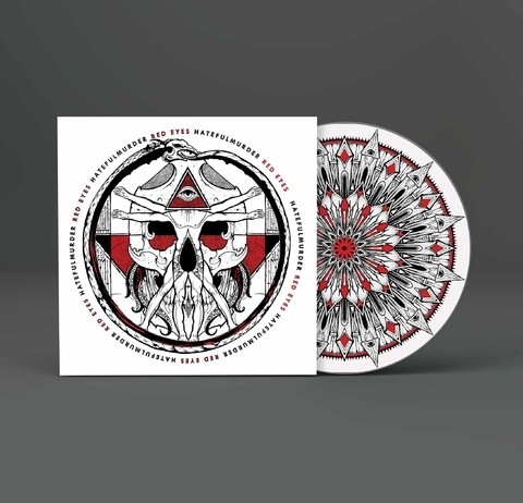 CD Hatefulmurder - Red Eyes - HFCD0001 - comprar online