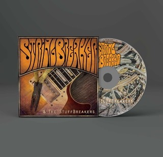 CD StringBreaker and the StuffBreakers - STCD0001 - comprar online