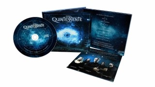 CD Quintessente - Songs From Celestial Spheres - QUCD0001 - comprar online